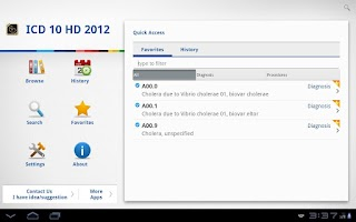 Screenshot of ICD 10 HD 2012