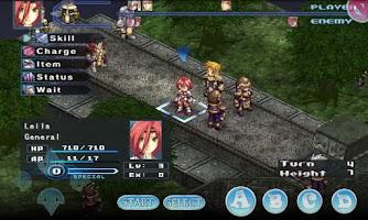 Screenshot of RPG Spectral Souls