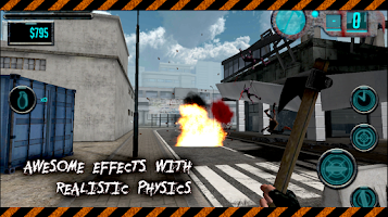 Screenshot of Zombie Survival 3D IA