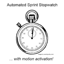 Automated Sprint Stopwatch