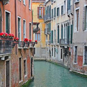 Venice by Bryan Rasmussen - Landscapes Travel