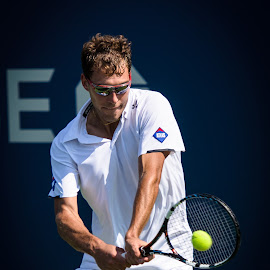 Sweet Spot by David Freese - Sports & Fitness Tennis ( tennis, us open )