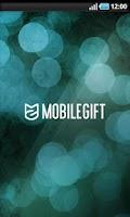 Screenshot of Mobile Gift