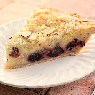 Frozen Cherry Cream Pie Recipes