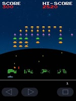Screenshot of Invaders from Androidia (Free)