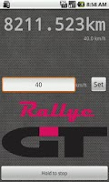 Screenshot of Rally GT