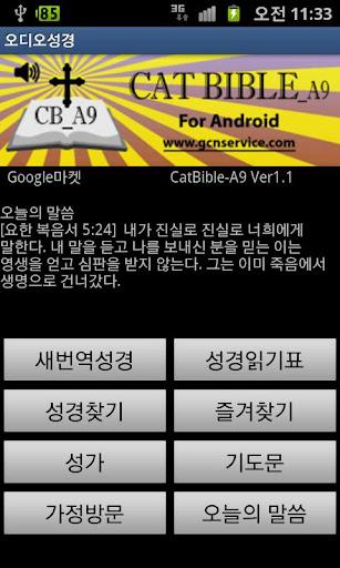 Korean Catolic AudioBible