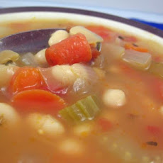 Fassoulada (Bean Soup)