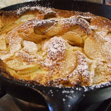 Big Apple Pancake (for two)