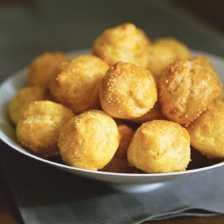 Cheese Gougeres Recipes