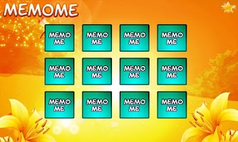 Screenshot of Memo Me