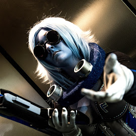 LADY FREEZE by David Lackey - People Musicians & Entertainers ( cosplay )