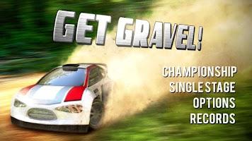 Screenshot of Get Gravel! Demo