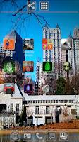 Screenshot of Transparent Screen Launcher