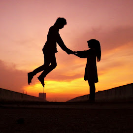 fly to you by Akhmad Khairul - People Couples