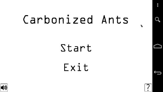 Carbonized Ants - screenshot