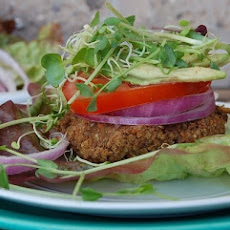 Vegan Black Bean Burgers Just In Time For Summer