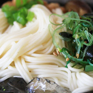 Gingery Somen Noodles