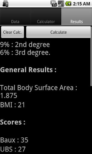 【免費醫療App】BurnCare-APP點子