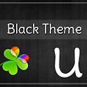 GO Launcher EX Black Theme icon