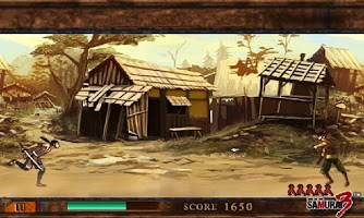 Screenshot of WAY OF THE SAMURAI 3