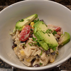 Low Fat Orzo Salad