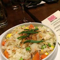 Jasmine chicken rice