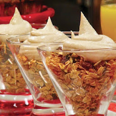 Magnificent Maple Granola
