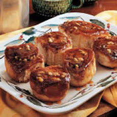 Maple Sticky Buns