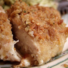 Baked Ranch Parmesan Chicken