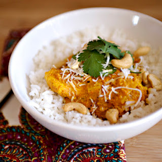 Indian Chicken Curry Heavy Cream Recipes