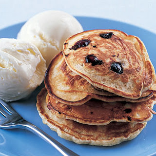 Classic Blueberry Pancakes