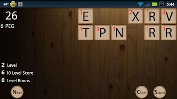 Screenshot of Say What - A Word Game