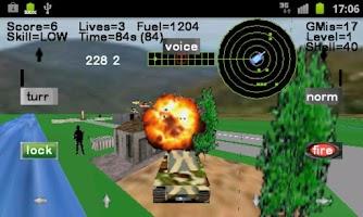 Screenshot of Armour Battle 3