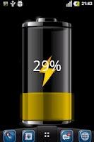 Screenshot of My Battery Wallpaper