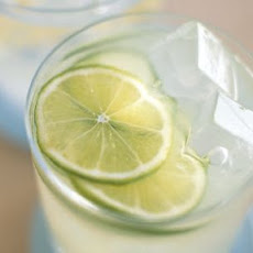 Cucumber-Lime Coolers