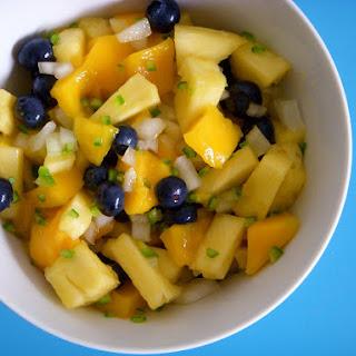 Mango Pineapple Salad Recipes