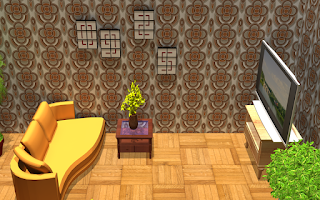 Screenshot of Room Escape - Living Room