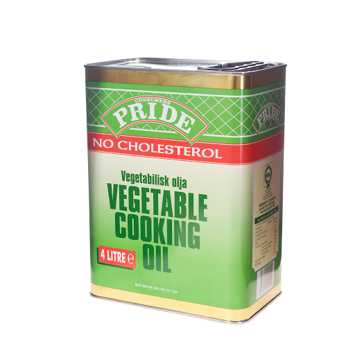 Pride Veg oil 4L