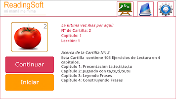 Screenshot of Curso 2 Aprender a Leer