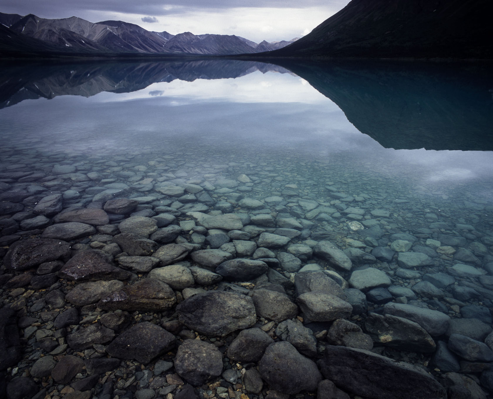 Upper Twin Lake, Lake Clark National Park, Alaska