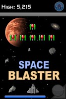 Screenshot of Space Blaster Retro Lite