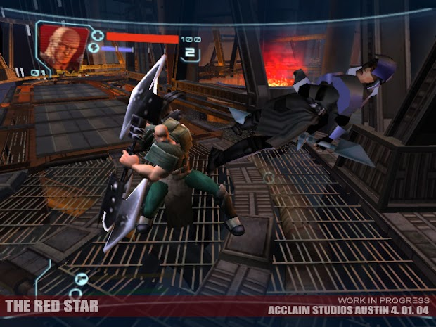 E3 2004: The Red Star