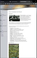 Screenshot of Panzer Campaigns - Panzer