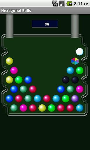 Hexagonal Balls