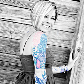 by Amber Williams - People Body Art/Tattoos (  )