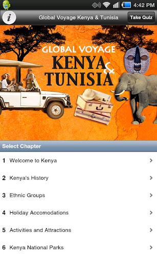 Global Voyage Kenya Tunisia