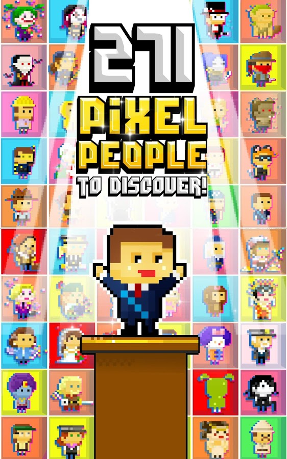 Pixel People Screenshot 8