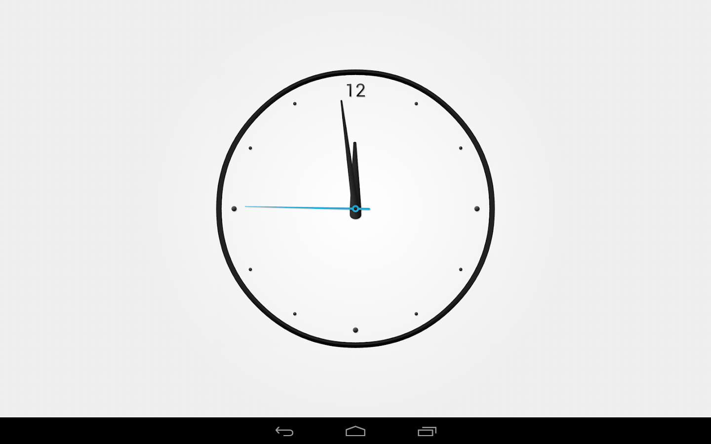 Alarm Clock Screenshot 10