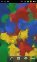 Screenshot of Samsung Finger Paint Lite
